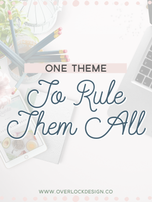 One Theme to Rule Them All