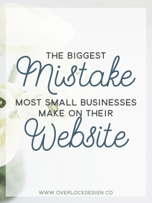 The Biggest Mistake Most Small Businesses Make on Their Website